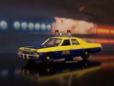 1974 74 DODGE MONACO NEW YORK STATE POLICE CAR 1/64 SCALE DIE CAST - DIORAMA