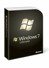 Windows 7 Ultimate 32/64bit (Key Only - Digital Delivery)