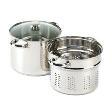 Pasta Cooker Set - Three-piece set    Item #: 14737