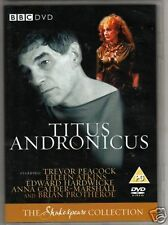 Titus Andronicus - BBC Shakespeare Collection Trevor Peacock, Eileen Atkins 1985