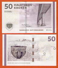 P65f  Denmark / Dänemark  50 Kr  2013  U5   UNC