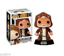 Star Wars POP! Vinyl Bobble Head Obi-Wan Kenobi 10 cm figurine Funko n°10