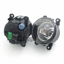 2x LEFT RIGHT FRONT SINGLE SPOT FOG LAMP LIGHTS for FORD FIESTA FOCUS FUSION