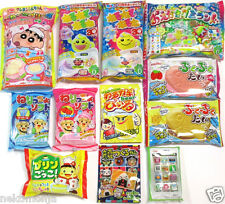 12PCS Japanese DIY Candy Butt Pudding Kit Kracie Popin Cookin Neruneru Gummyland