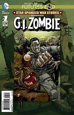 STAR SPANGLED WAR STORIES GI ZOMBIE FUTURES END #1 3D MOTION PRE-SALE 24/09/14