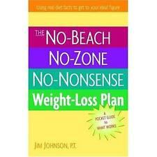 No-beach no-zone Excelente Para Perder Peso plan: una guía de bolsillo a lo que funciona, Jim