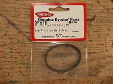 SPW-18 Drive Belt / Replaces TM-17 - Kyosho Pure Ten GP10 Spider TF2 TF3