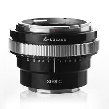 for Rolleiflex/Rollei SL66 Lens to Canon EOS EF Camera Adapter Luland SL66-C