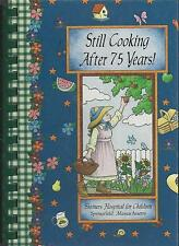 *SPRINGFIELD MA 2000 FRIENDS OF SHRINERS HOSPITAL COOK BOOK *STILL COOKING *HC
