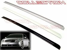 Painted trunk lip spoiler for Infiniti 06-10 M35 M45 sedan all color ◎