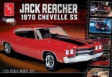 AMT 1/25 Jack Reacher 1970 Chevelle SS Plastic Model Kit  871