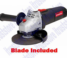 ELECTRIC POWER HAND ANGLE GRINDER METAL GRINDING CUTTING SIDE WHEEL CUTTER TOOL