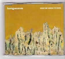 (GB228) Longwave, Wake Me When It's Over - 2003 CD