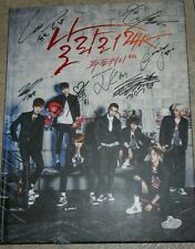 24K - Super Fly (4th Mini Album) ALL MEMBER'S AUTOGRAPHED CD