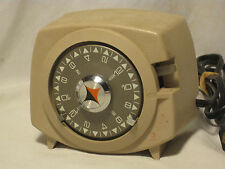 Vintage Intermatic TIME-ALL A-921-7 retro electric timer timing security control