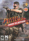 JAGGED ALLIANCE BACK IN ACTION Combat Strategy PC Game Windows XP, Vista, 7 NEW!