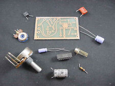 """Old School""  Project Kit  5 WATT GENERAL PURPOSE AMPLIFIER (11 parts)"