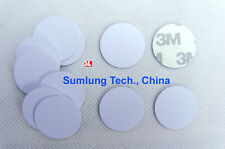 10x Writable 125KHz RFID Tag Sticker - Alarm & Access EM4100 Proximity T5577 PVC