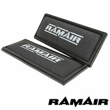 2 x Ramair High Performance Panel Air Filter to fit Mercedes 55 AMG