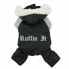 DOG SNOW SUIT chihuahua yorkie toy poodle DESIGNER DOG SNOW JACKET coat clothes