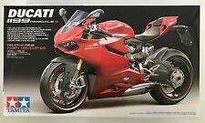 Tamiya 14129 Ducati 1199 Panigale S 1/12 Model Kit NIB