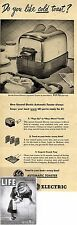 General Electric * NEW AUTOMATIC TOASTER * US-ADVERTISING 1947
