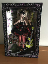 Gold Label Barbie Collector Hard Rock Cafe Barbie with Collector Pin