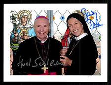 Horst Sachtleben und Gaby Dohm Foto Original Signiert ## BC G 14752