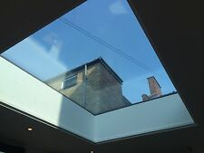 Flat Roof Rooflight Glass Skylight Triple Glazed With Kerb 1500x3000   Panoroof