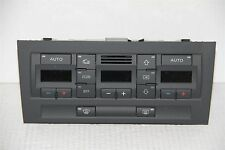 Audi RS4 A4 & Cab Air Con Display & Control panel 8E0820043BJ New genuine Audi