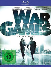War Games Kriegsspiele Neu+in Folie Blueray Disc #L2