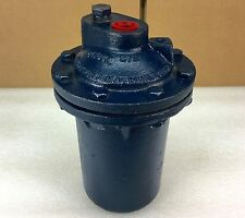 """ARMSTRONG MODEL 212 1/2"""" NPT CAST IRON INVERTED BUCKET STEAM TRAP NEW NO BOX"""