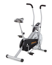 Weslo Pursuit R 1.2 Upright Adjustable Resistance Home Exercise Bike | WLEX