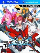 Blazblue Chrono Phantasma ( PS VITA)