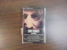 """NEW SEALED """"Eurythmics"""" 1984 For The Love Of Big Brothers  Cassette Tapes  (G)"""