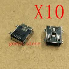 10x NEW USB CHARGING CONNECTOR PORT FOR PS3 CONTROLLER REPAIR PART CECHZC2E a1