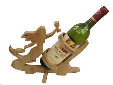 Design Donna Porta Bottiglie Di Vino Legno Mensole Del