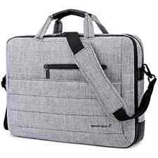 BRINCH New Style 17.3 Inch Nylon Shockproof Carry Laptop Case Messenger Bag For