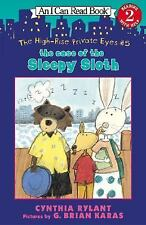 The High-Rise Private Eyes #5: The Case of the Sleepy Sloth (I Can Read Level 2)