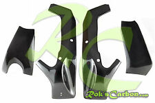 Carbon protection set ( frame + swingarm covers ) Kawasaki ZX-6R 2009-2015