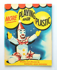 Vintage How to Make Recyclable Toys Playing with Plastic Green Recycling