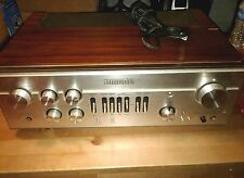 RARE Vintage luxman L-110 INTEGRATED AMPLIFIER   450W Ultimate High Fidelity!!