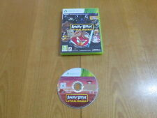 XBOX 360 - ANGRY BIRDS STAR WARS - Completo e in Italiano!!!