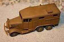 MGM 80-38 1/72 Resin WWII Japanese Isuzu 6x4 Type 94A 1.5t Field Kitchen Truck