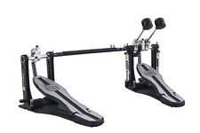 Mapex Mars P600-TW - DP Black Plated Doubled Bass Drum Pedal (pedals) Dual Chain