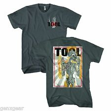 TOOL cd lgo SPECTRE BURST / SKELETON Official Grey SHIRT XXL 2X New w/tags