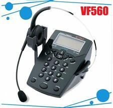 Office Call Centre Business Head Phones Telephone Volume Mute Headset Anti-Noise