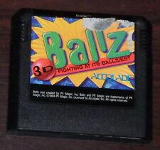 Sega Mega Drive. Ballz 3D