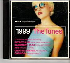 (FD697) 1999 The Tunes, 12 tracks various artists - Muzik Magazine CD