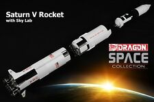 1/72 nasa saturn v avec sky lab rocket par dragon ~ DR50392